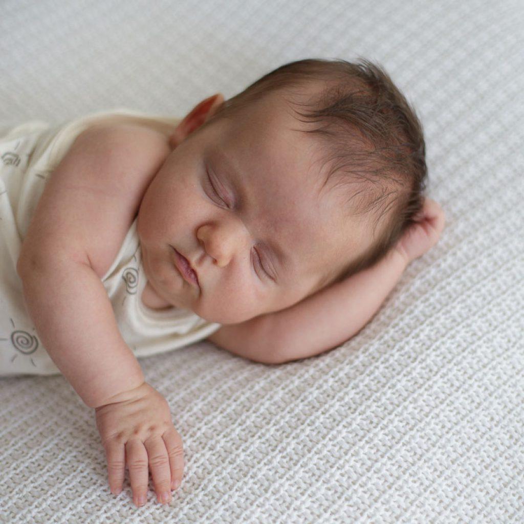 fotografia bebé